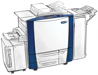 XEROX COLOR QUBE 9303